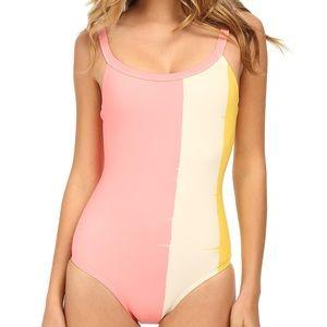 Marc Jacobs NWT Sorbet Stripe Sexy One Piece Suit